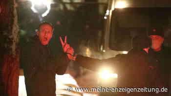 """Nawalny droht schon nächstes Verfahren - Putin bügelt Merkel harsch ab: """"Wir erlauben es nicht!"""""""
