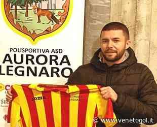 Promozione. Il centravanti Mattia Baldin passa all'Aurora Legnaro - venetogol.it