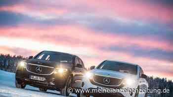 Daimler AG wehrt sich gegen Kritik an ihrem elektrischen SUV