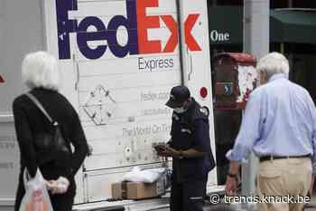 Pakjesbedrijf FedEx wil 671 banen schrappen in Luik