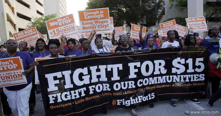 Paul Krugman: Who's radical now? The case of the minimum wage.