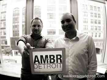 Software firm Ambr Detroit sold to Grand Rapids company - Crain's Detroit Business