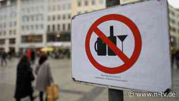 Regierung bedauert Richterspruch: Gericht kippt bayernweites Alkoholverbot