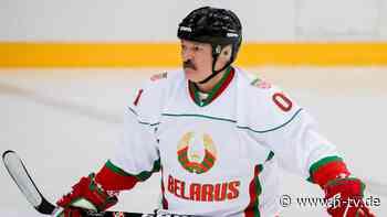 """""""Schlag für den Diktator"""": Belarus kritisiert WM-Entzug als """"grundlos"""""""