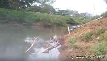 Piden a residentes de Parita hacer uso responsable del agua - TVN Noticias
