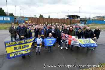 Boost for campaigners as Camrose ground is listed as asset of community value by council - Basingstoke Gazette