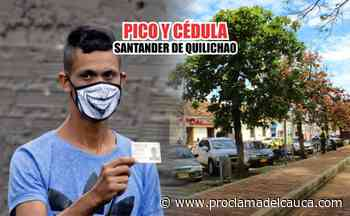 Conozca la medida del Pico y Cédula en Santander de Quilichao – - Proclama del Cauca