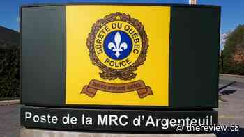 Man arrested following weekend police chase in Lachute - The Review Newspaper