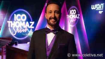 Novidade na telinha: vem aí o 'Ico Thomaz Show' - Coletiva.net