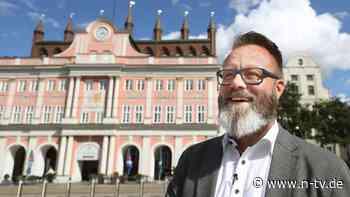 """Rostocks OB im Interview: """"Müssen einen Weg finden mit Corona"""""""