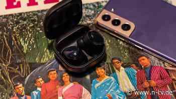 Toller Klang, starkes ANC: Galaxy Buds Pro sind die besten Ohrhörer