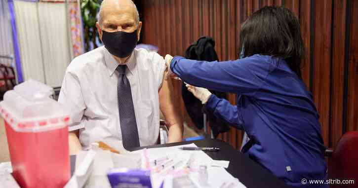 President Russell Nelson, other top LDS leaders vaccinated against COVID