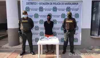 Cayó 'Papoman', uno de los delincuentes reconocido en María La Baja - Caracol Radio