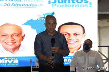 No alimentaré la llama del odio, sanaré las heridas que ha tenido Honduras: Oliva en Cortés - Proceso Digital