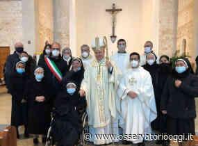 Pezze di Greco, Festa per i 100 anni di suor Domenica - OsservatorioOggi