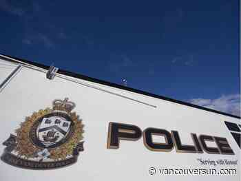 West Vancouver man, 91, is person of interest in hit-and-run collision
