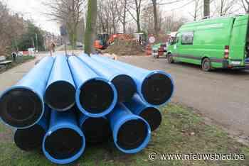 'Autostrade' van drinkwaternet verbindt Pidpa en Water-Link in De Lek - Het Nieuwsblad