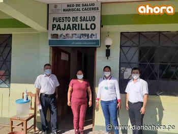 En Juanjuí refuerzan protocolos anti covid - DIARIO AHORA