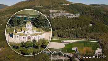 Geheimes 7000-Hektar Zarenreich: Nawalny berichtet über Luxus-Palast Putins