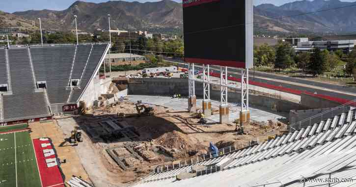 Utah is going to play football in 2021, but will the COVID-19 vaccine help get fans back to Rice-Eccles Stadium?