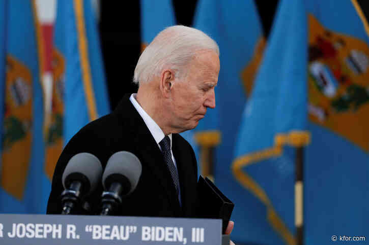 From Wilmington to Washington: Biden heads to DC after emotional Delaware send-off
