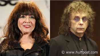 Ronnie Spector Reacts To 'Lousy Husband' Phil Spector's Death
