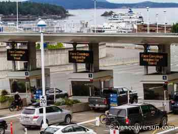 B.C. ferry union asks feds to ditch car deck regulation