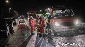 Mehrere Verletzte in Berlin: Ein Todesopfer nach Brand in Pflegeheim