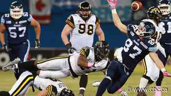 Star linebacker Simoni Lawrence returns to Tiger-Cats for 8th season