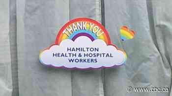 At least 183 hospital staff and doctors in Hamilton are self-isolating from COVID-19