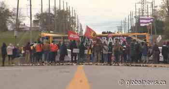 Six Nations group on Caledonia development site to remove barricades on Highway 6