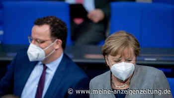 Corona-Gipfel mit Merkel: Lockdown verlängert und verschärft - die neuen Regeln im Überblick