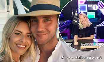 Mollie King and cricketer fiancé Stuart Broad 'boast a combined £20M fortune'