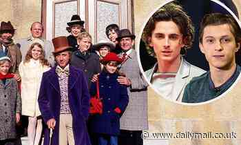 Willy Wonka: 'Tom Holland or Timothee Chalamet may star in prequel'