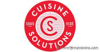 Cuisine Solutions Hosts Virtual Celebration for International Sous Vide Day Honoring Dr. Bruno Goussault's Birthday