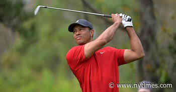Tiger Woods Announces He Had Fifth Back Operation
