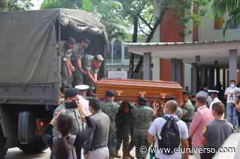 La familia Quezada de Naranjal perdió a 12 miembros en la vía Guaranda - Balsapamba - El Universo