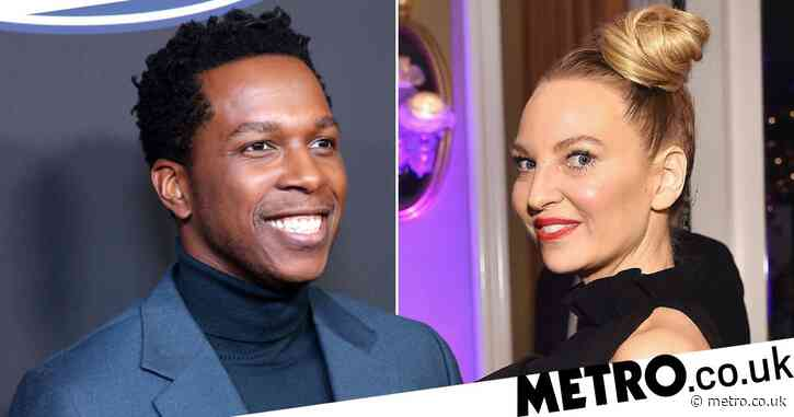 Leslie Odom Jr responds to backlash over film Music as he supports 'visionary' Sia