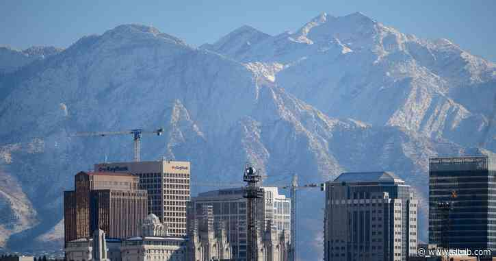 After a horrific 2020, downtown Salt Lake City positioned for a post-pandemic rebound