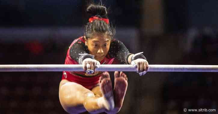 Pac-12 releases its gymnastics schedule; Utah will play host to Arizona Saturday