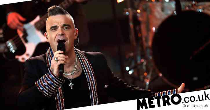Robbie Williams 'tests positive for coronavirus and is quarantining in Caribbean'