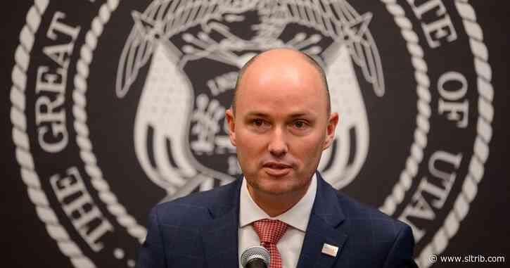 Utah Gov. Spencer Cox releases 500-day plan for new administration