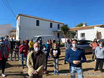 Andalucía por Sí pide soluciones para los vecinos de La Capellanía - Diario Axarquía