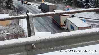 "Strada Potenza-Melfi, ""Nevicata prevista, disagi ai lavoratori erano evitabili"" - Basilicata24"