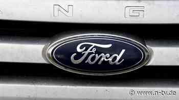 Potenziell tödliche Airbags: Ford muss drei Millionen Autos zurückrufen