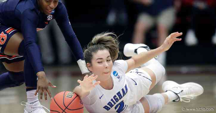 BYU guard Shaylee Gonzales hasn't missed a beat since returning from knee injury