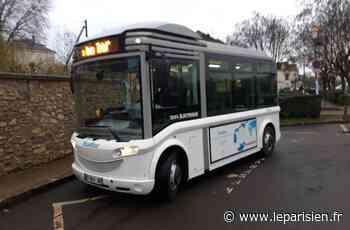«Il nous manquait un tel moyen de transport» : à Triel-sur-Seine, la navette électrique séduit les seniors - Le Parisien