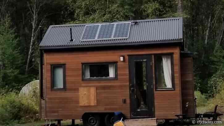 Lillooet RCMP recover tiny home stolen from Boston Bar - CFJC Today Kamloops