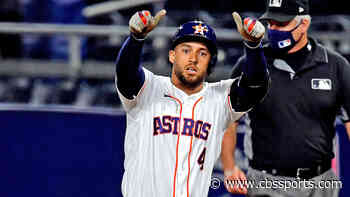MLB Free Agency: Blue Jays, George Springer agree to terms on six-year deal