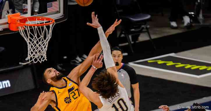 Early observations from the Utah Jazz's sixth straight win — over the Pelicans